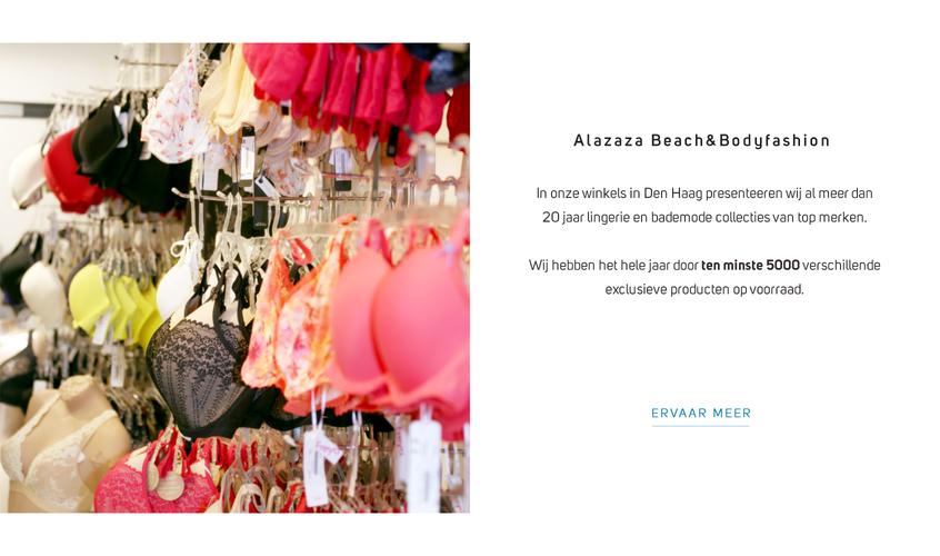 Alazaza Beach&Bodyfashion