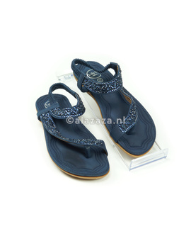 Kelly Jo Slipper 17 navy