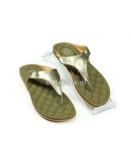 Kelly Jo Slipper 18 groen