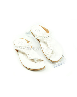 Kelly Jo Slipper 19 wit