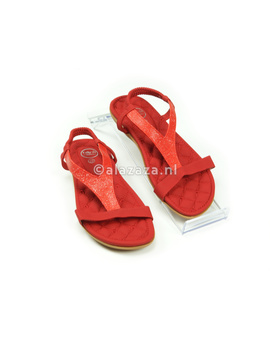 Kelly Jo Slipper 5 rood